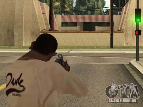 Cleo Weapon Zoom para GTA San Andreas terceira tela