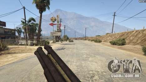 GTA 5 Mob of the Dead Blundergat quarto screenshot