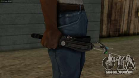 Digiscanner from GTA 5 para GTA San Andreas terceira tela