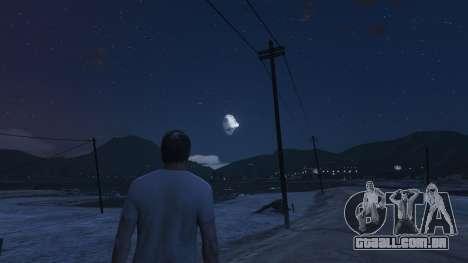 GTA 5 DeathStar Moon v3 Incomplete Deathstar terceiro screenshot