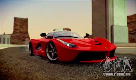 ENBR para GTA San Andreas