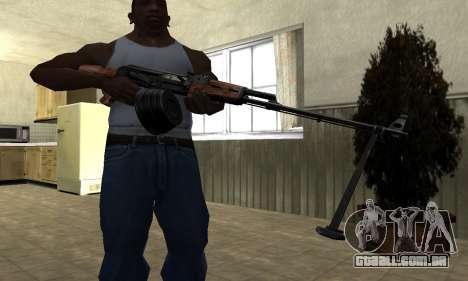 Velho MAG para GTA San Andreas