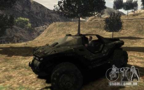 Conselho de segurança DA onu M12 warthog do Halo para GTA 4