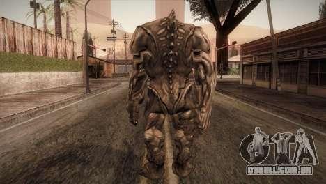 Abomination (The Incredible Hulk) para GTA San Andreas terceira tela