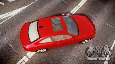 BMW M235i para GTA 4 vista direita