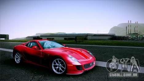 Solid ENBSeries by NF v2 para GTA San Andreas segunda tela