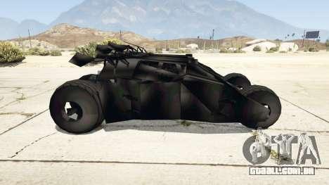 Batmobile v0.1 [alpha] para GTA 5
