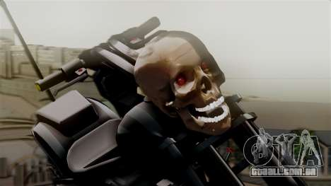 Hexer Moto Jet para GTA San Andreas vista direita