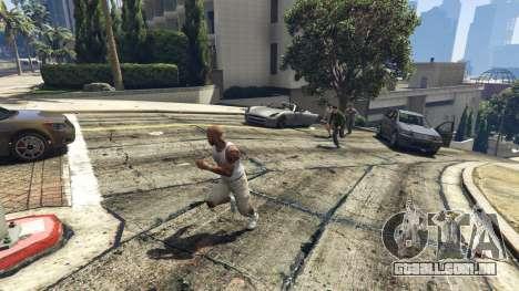 GTA 5 AngryPeds terceiro screenshot
