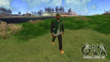 No Shadows para GTA San Andreas quinto tela