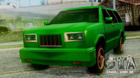 Landstalker New Edition para GTA San Andreas