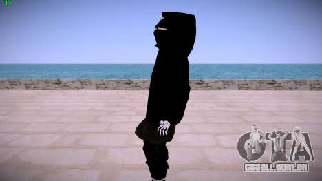 Black Guy para GTA San Andreas terceira tela