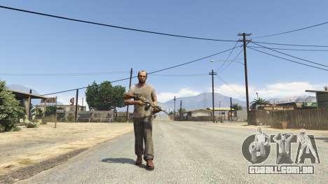 GTA 5 CFs Thompson Infernal Dragon segundo screenshot