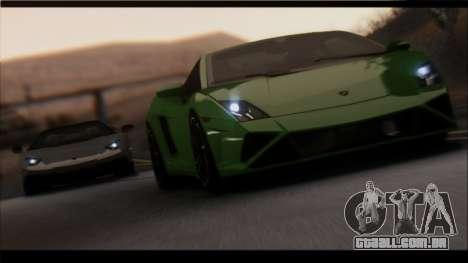 KISEKI V2 [0.076 Version] para GTA San Andreas sexta tela