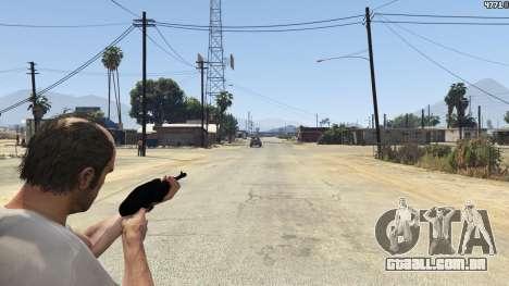 GTA 5 SPAS 12 2.0 terceiro screenshot