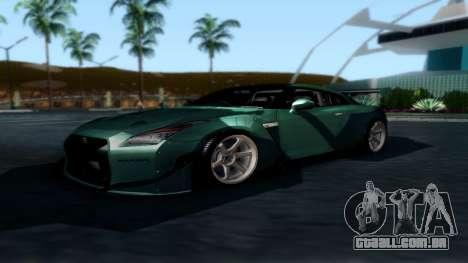 Dark ENB Series para GTA San Andreas oitavo tela