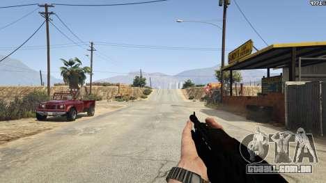 GTA 5 SPAS 12 2.0 quinta imagem de tela