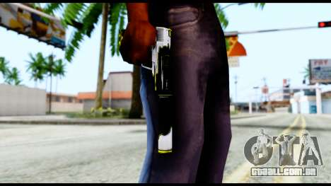 USP-S Torque para GTA San Andreas terceira tela
