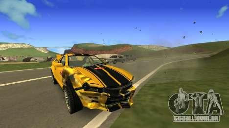 No Shadows para GTA San Andreas terceira tela
