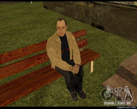 Compota De Sem-Teto para GTA San Andreas segunda tela