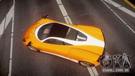 GTA V Pegassi Osiris para GTA 4 vista direita