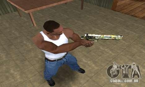 Lable Deagle para GTA San Andreas