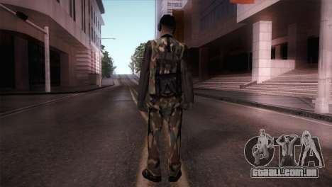 Radialistas para GTA San Andreas terceira tela