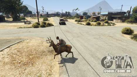 GTA 5 Ride A Deer [.NET] 0.2b sexta imagem de tela