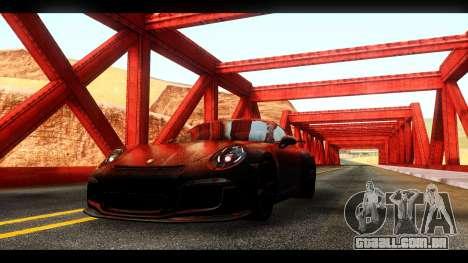 MAC_True ENB [0.248] para GTA San Andreas décimo tela
