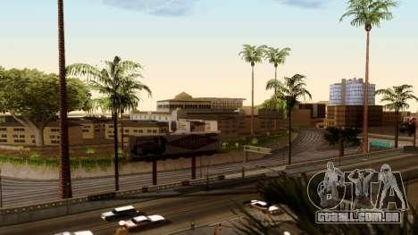 Dark ENB Series para GTA San Andreas décima primeira imagem de tela