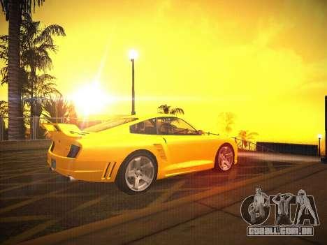 T.0 Secret Enb para GTA San Andreas quinto tela