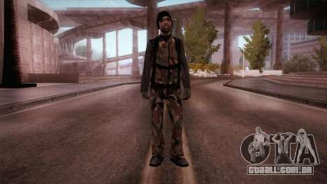 Radialistas para GTA San Andreas segunda tela