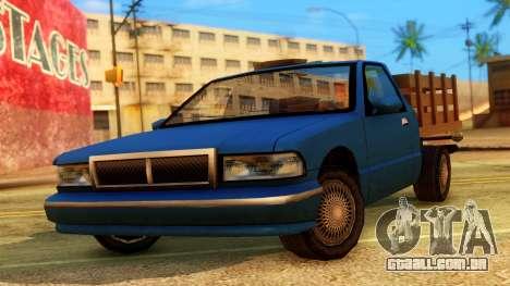 Premier Country Pickup para GTA San Andreas