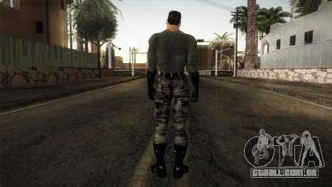 Arnie from GTA Vice City para GTA San Andreas terceira tela