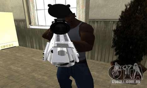Original Sniper Rifle para GTA San Andreas segunda tela