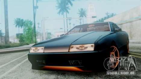Elegy New Edition para GTA San Andreas