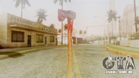 GTA 5 Hatchet v2 para GTA San Andreas