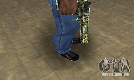 Lable Deagle para GTA San Andreas segunda tela