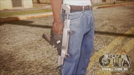 K10 from Battlefield Hardline para GTA San Andreas terceira tela