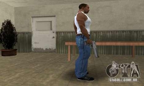 Kerry Deagle para GTA San Andreas segunda tela
