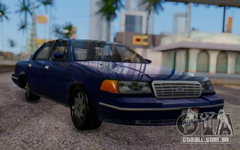 Ford Crown Victoria Civillian para GTA San Andreas