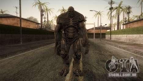 Abomination (The Incredible Hulk) para GTA San Andreas segunda tela