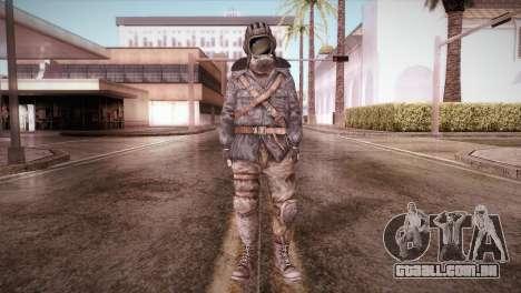 Paulo v2 para GTA San Andreas segunda tela