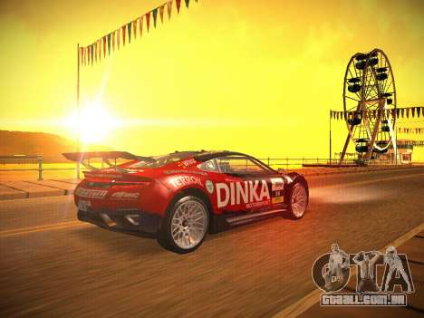 T.0 Secret Enb para GTA San Andreas sexta tela