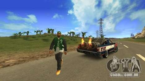 No Shadows para GTA San Andreas