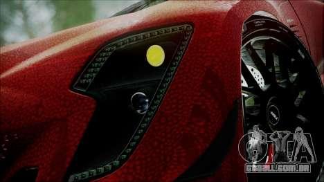 Bertone Mantide 2010 para GTA San Andreas vista direita