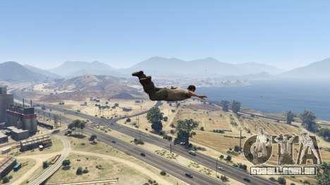 GTA 5 Superhero sétima screenshot