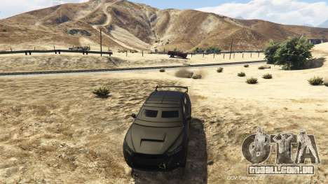 Car Companion V (Driverless car) 1.2.1 para GTA 5