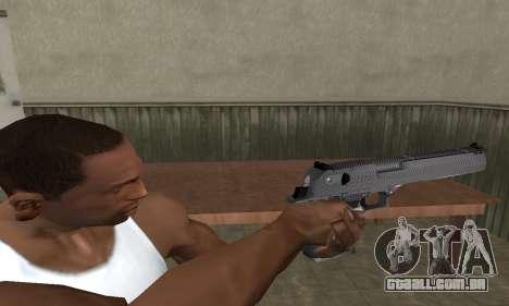 Kerry Deagle para GTA San Andreas terceira tela