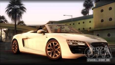 Keceret ENB For Low PC para GTA San Andreas terceira tela